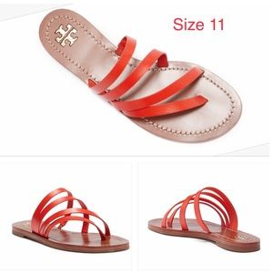 NWT Tory Burch ❤️ Size 11 Sandals
